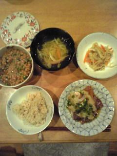 モモエさんの手料理
